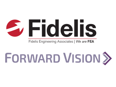 Fidelis Partners With Forward Vision To Offer Full Line-Up of SIMULIA Simulation Products