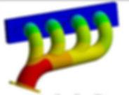 Thermal Analysis of Muffler in ABAQUS