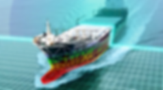 FEA super element for ship