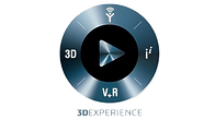 Dassault 3DEXPERIENCE Logo