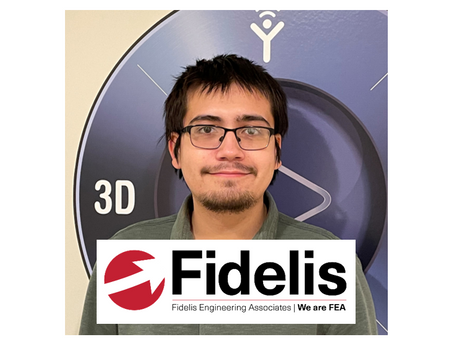 James VanWagnen Joins The Fidelis Team As Project Engineer
