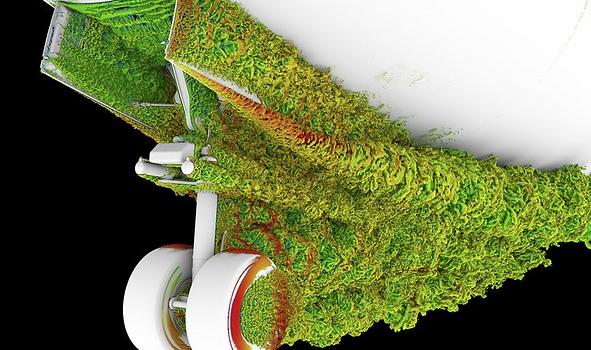 Aerodynamics with CFD