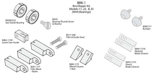 Biro Repair Kit #1