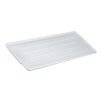 """10""""x 30""""x 3/4"""" White Poly Meat Platter 5 ct. $11.75 ea."""