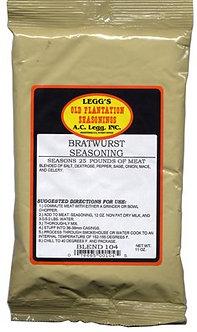 Legg's Blend #104 Bratwurst (Qty. 6) $4.99 ea.