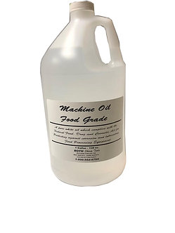 Food Grade Mineral Oil (Machine Oil) 1 gallon