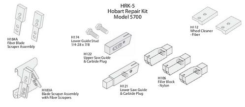 Hobart Repair Kit #5