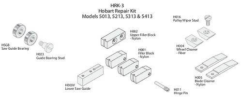 Hobart Repair Kit #3