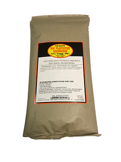 Legg's Blend #210 Cracked Pepper Smoked Sausage (Qty. 3) $8.95 ea.