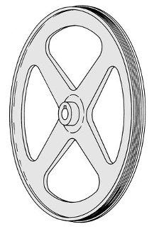 Biro Lower Wheel