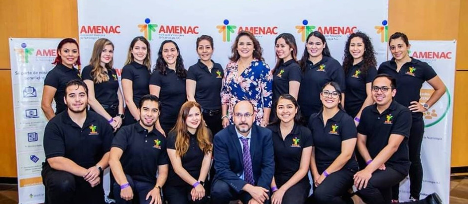 """7o. Congreso Mexicano de Nutriología """"Realidades y tendencias de la nutrición"""" AMENAC 2019."""