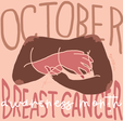 Breast Cancer Awareness Graphic by Thecl