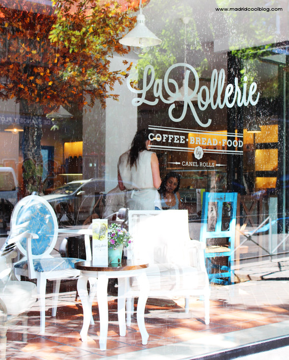 La Rollerie-A Coffee and Bread Food Cafe in Madrid