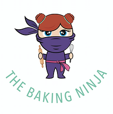 The Baking Ninja Logo