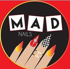 Mad Nails Logo