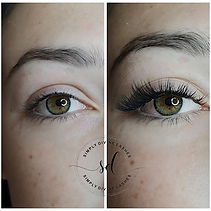 beauty services lashes
