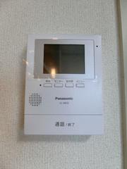 TVモニタ付きインターフォン