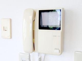 モニタ付インターフォン