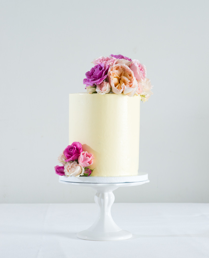 5- Pearlized Cake