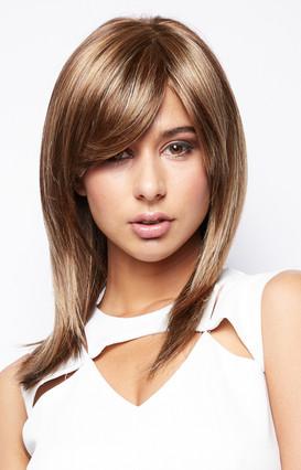 Silky Long Human Hair Wig