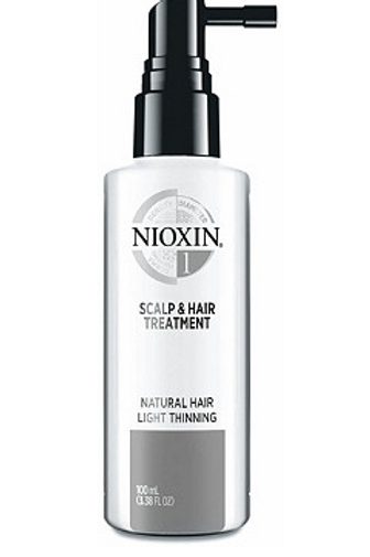 Nioxin System 1 Scalp & Hair Treatment 100ml