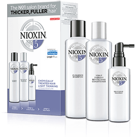 Nioxin Hair System 5 Kit