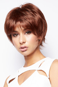 Charlise Short Hair Synthetic Wig