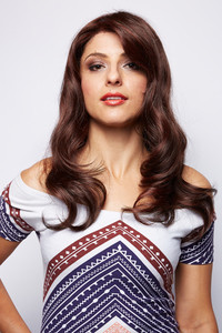 Danny Long Synthetic Hair Wig