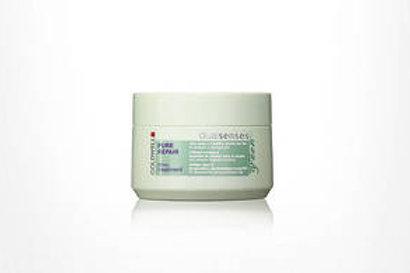 GOLDWELL DUALSENSES GREEN Pure Repair 60sec Treatment 200ml