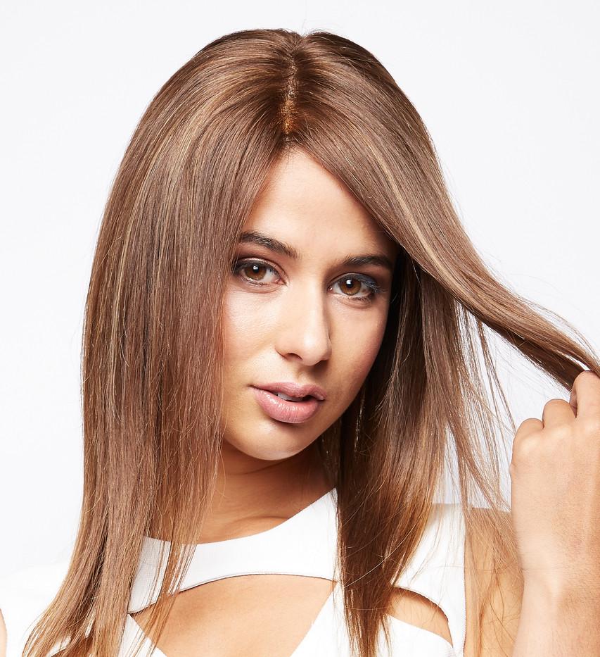 Rebecca Long Human Hair Wig
