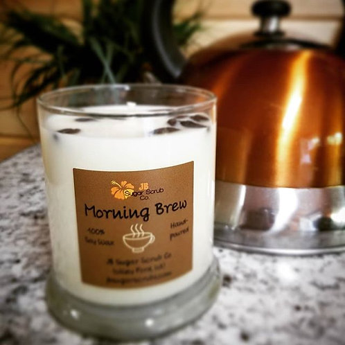 Morning Brew Soy Wax Candle