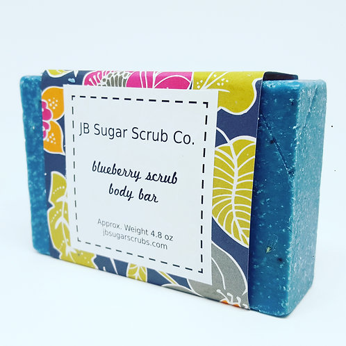 Blueberry Body Bar