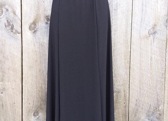 A-Line Skirt Black (ITY knit)