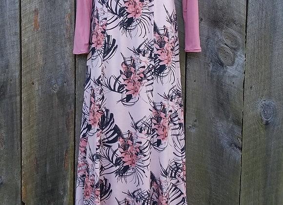 A-Line Skirt Pink (Jersey knit)
