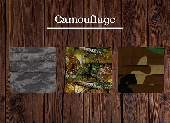 Fabric Mask -Camouflage
