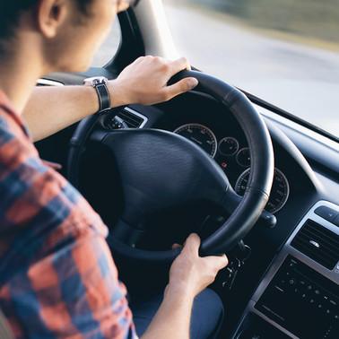 Atenção motorista de aplicativo