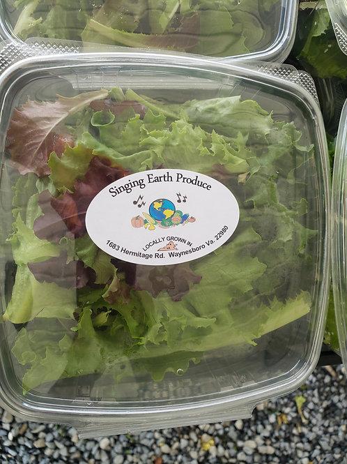 Mix lettuce1/4lb