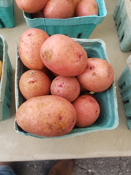 New Red potatoes(pint)