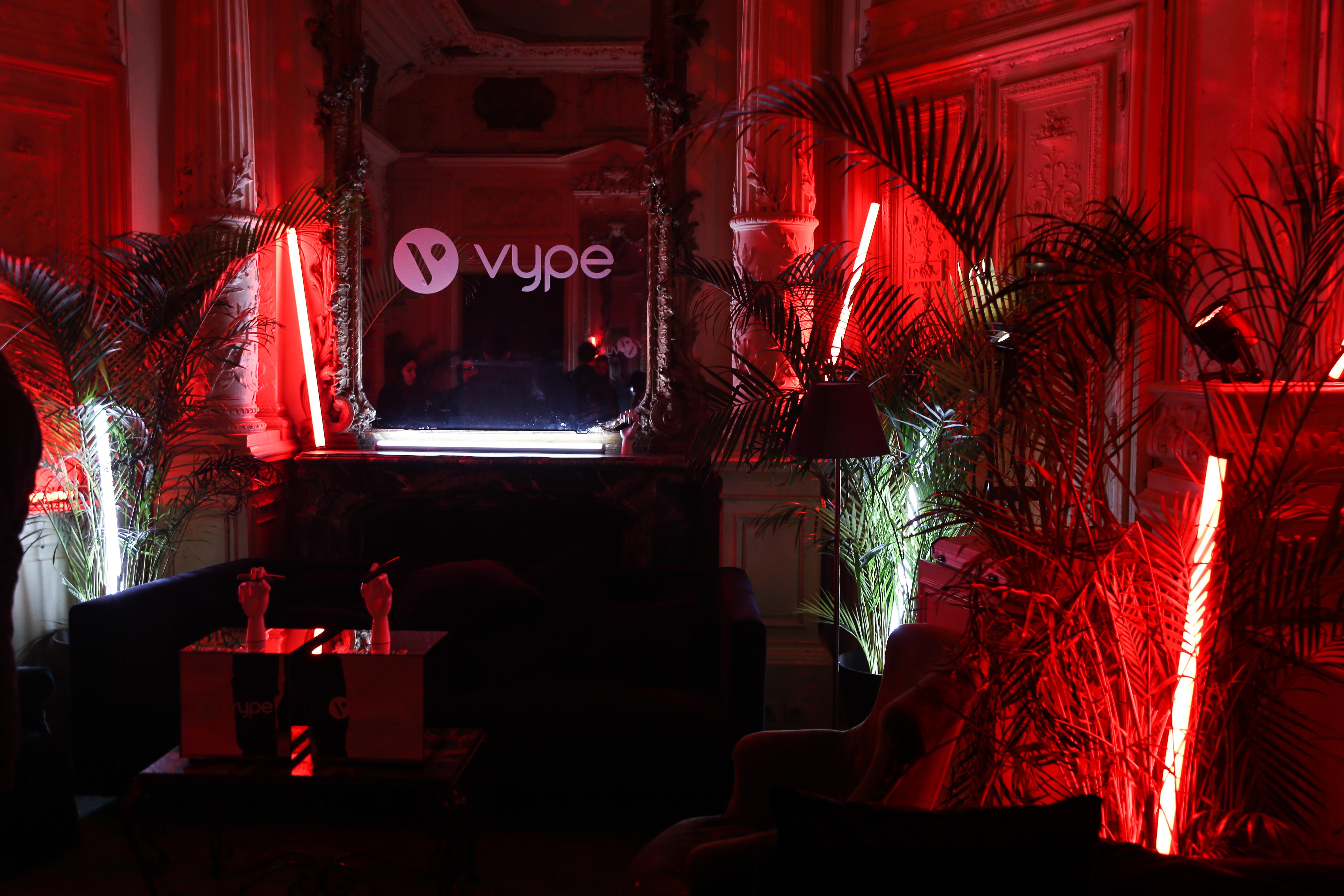 Soirée Vype Paris