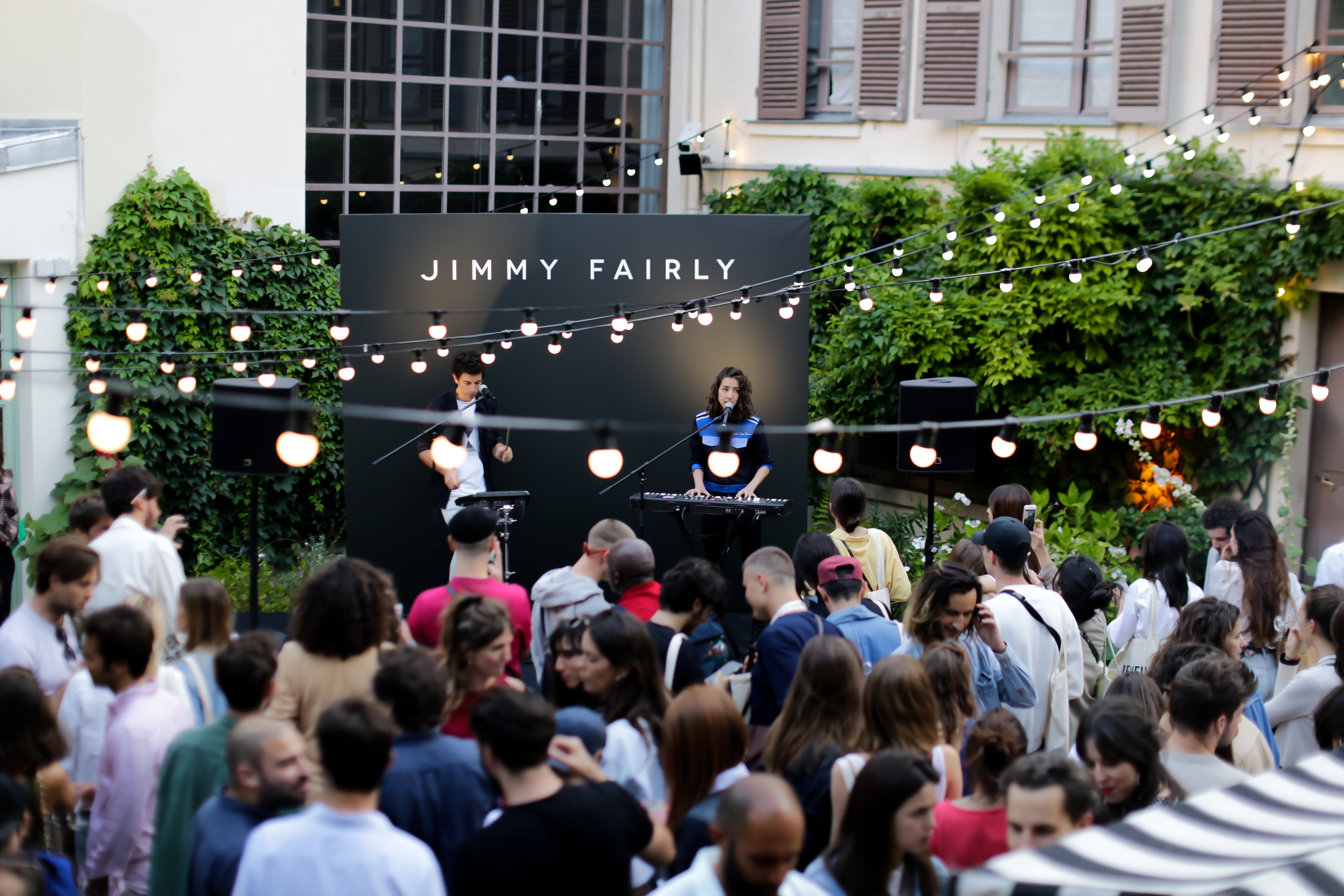 Jimmy Fairly Summer Party