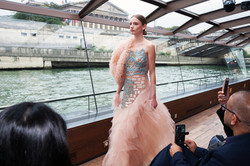 Jessica Minh Anh's _Catwalk on Water_ -