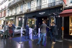 Hackett X Aston Martin