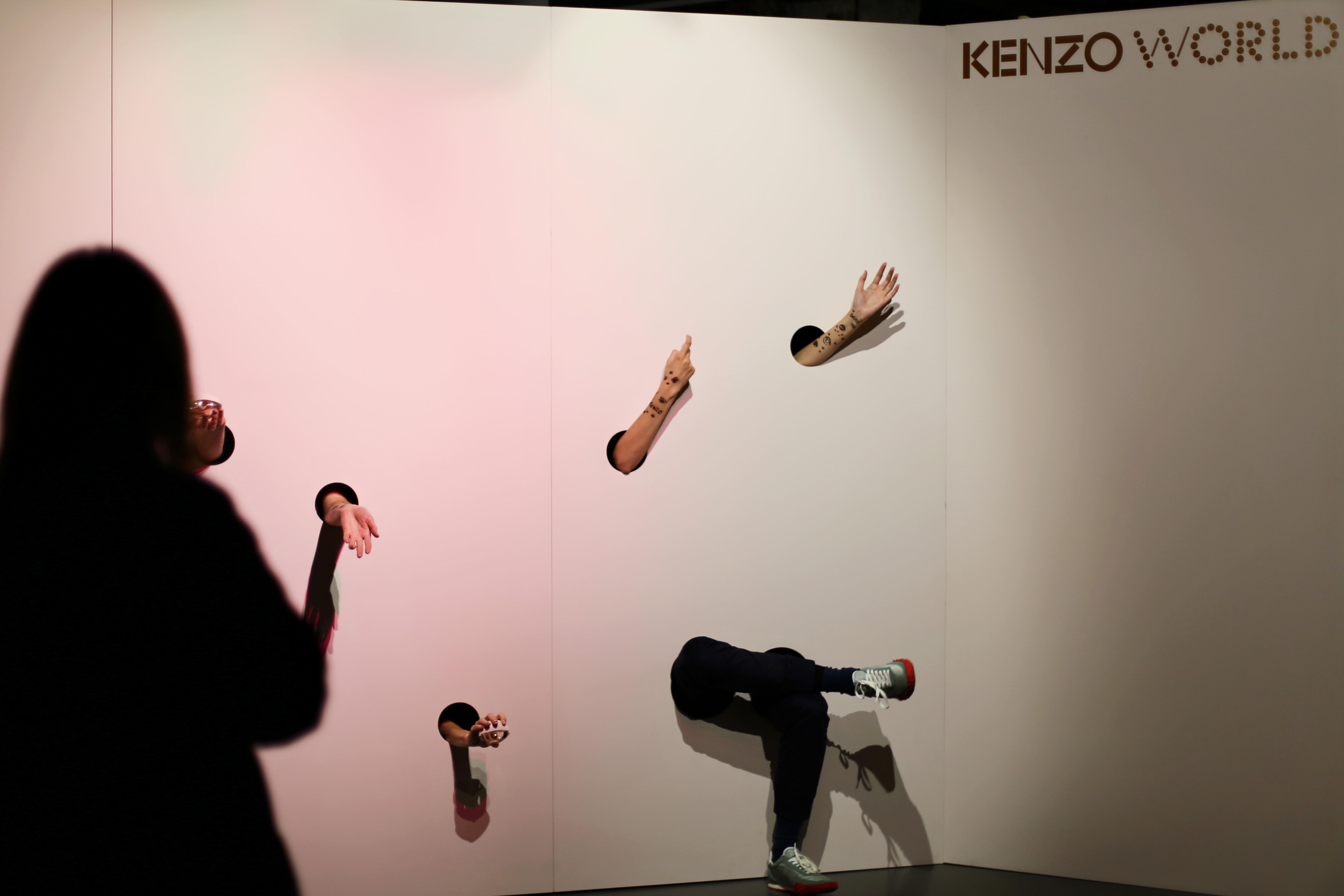 KENZO WORLD