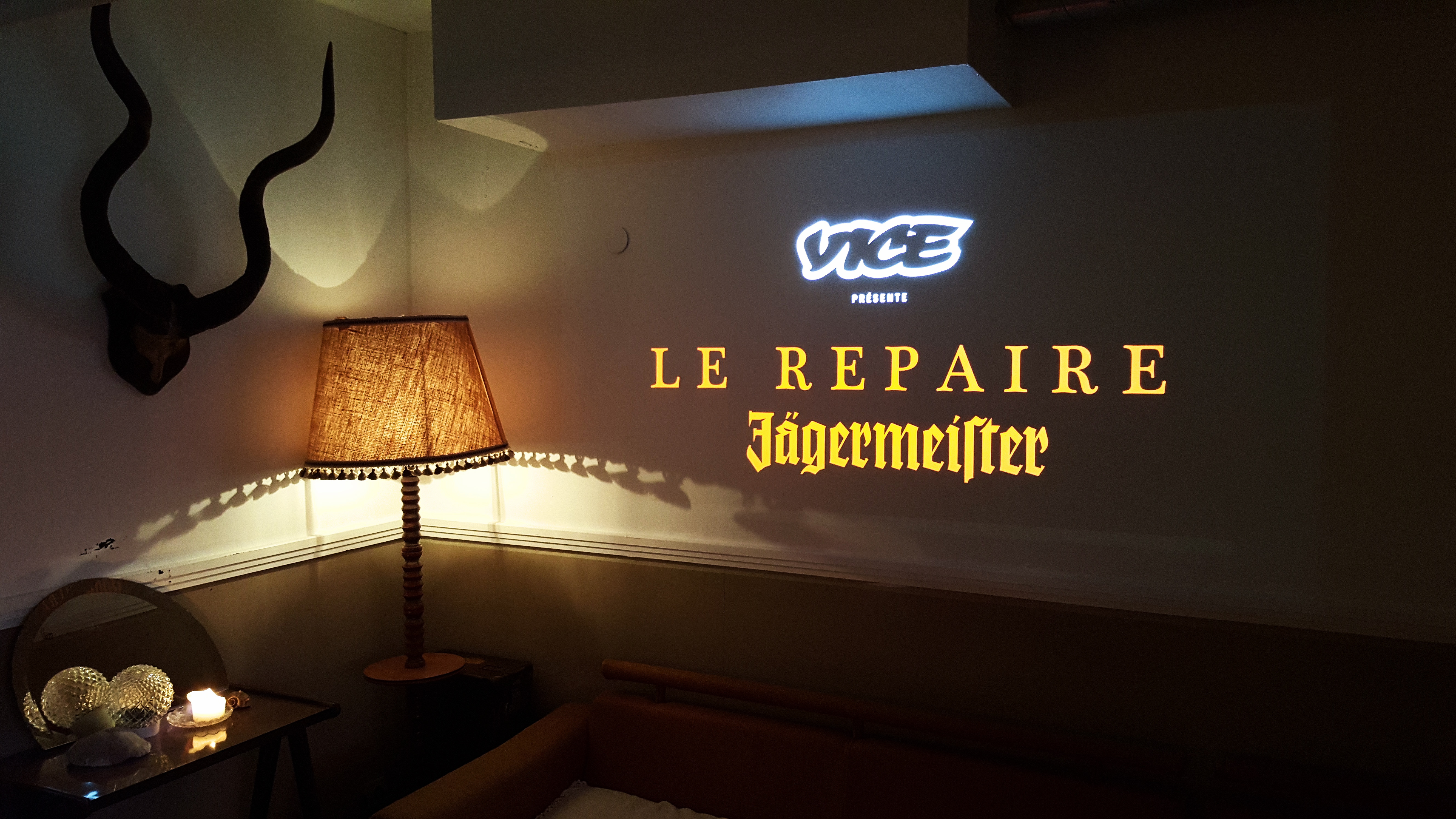 Le Repaire Jagermeister Vice