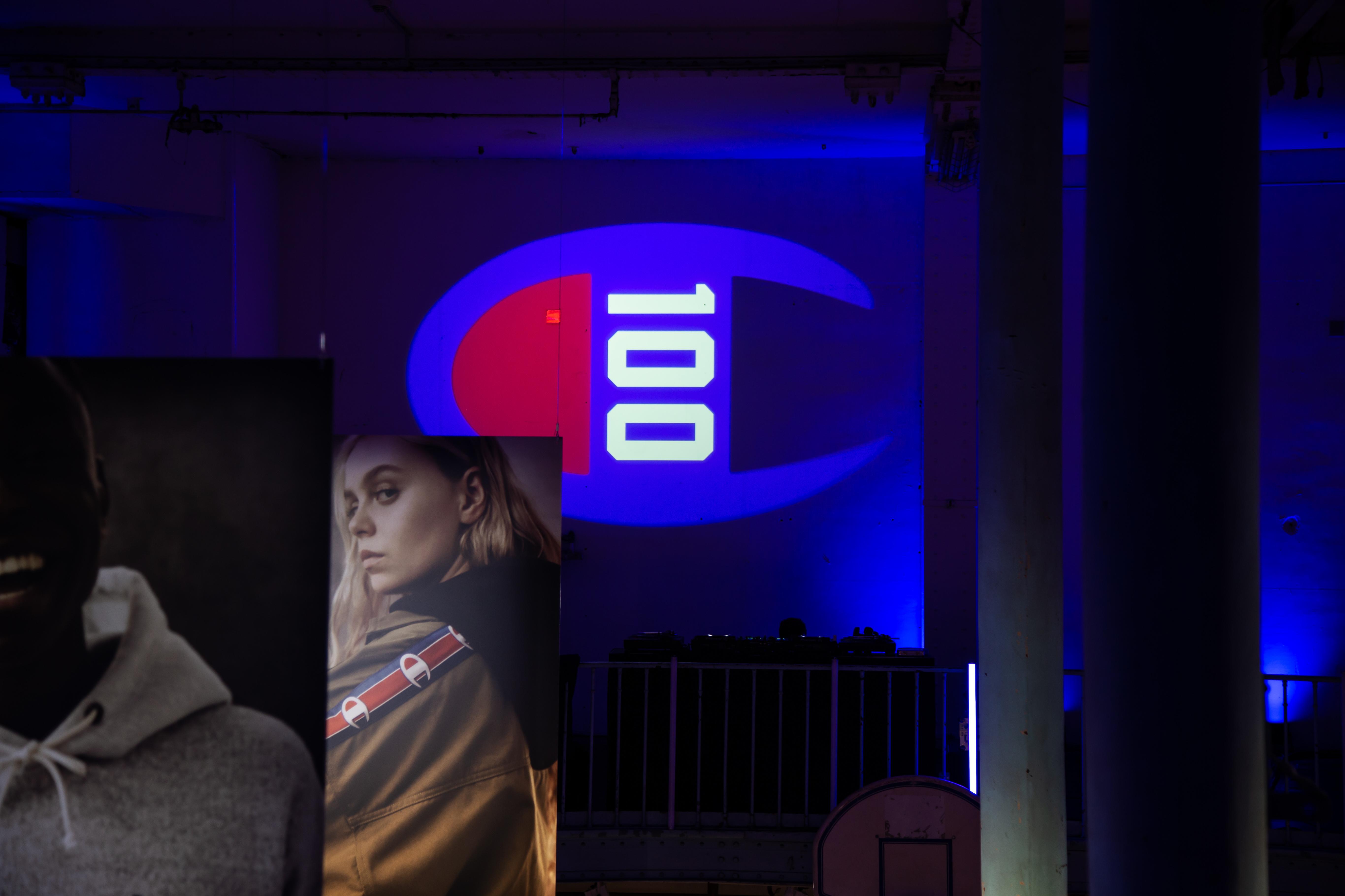 Soirée Champion 100 ans Paris