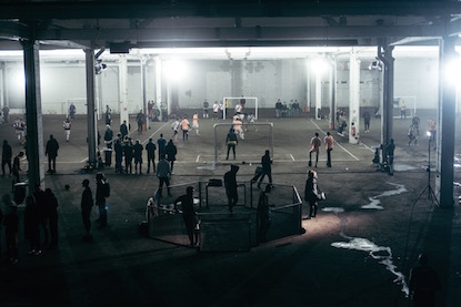 adidas Underground Football Club