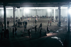 adidas Underground Football Club