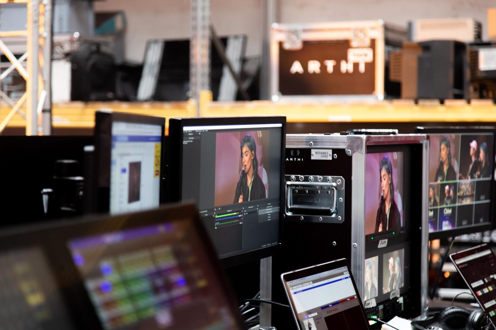 Studio Vidéo Streaming