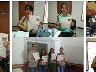 Entrega de Certificados de Preparatoria