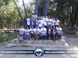 ¡ASI LEADERSHIP WORKSHOP 2018!